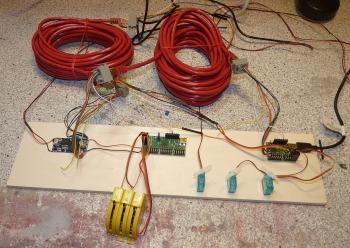 Bierbaum Elektronik Testaufbau