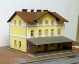 Gebäude für Bierbaum