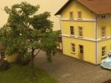 Bierbaum Gebäude fixiert undbegrünt!