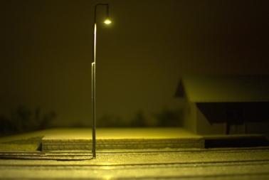 Laterne_bei_Nacht_am_Güterschuppen