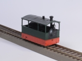 Wiener Dampftramway 3achsige Lokomotive Nr. 6 bis 11Update